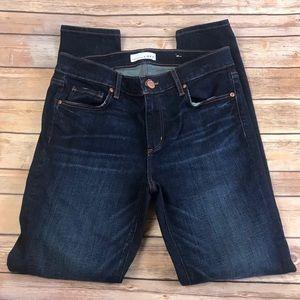 Loft Dark Wash Jeans